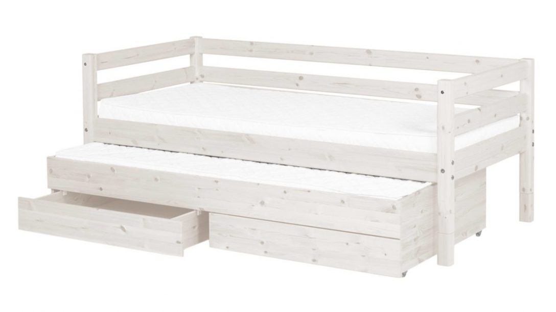 Large Size of Weißes Bett 90x200 Flexa Funktionsbettgestell Rauch Betten 140x200 Zum Ausziehen Hülsta Boxspring Schwebendes Nussbaum 180x200 Hoch Mit Schubladen Bestes Bett Weißes Bett 90x200