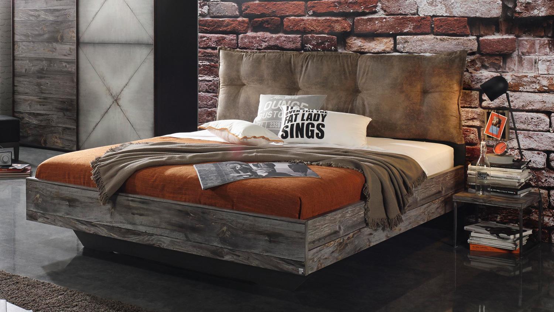 Full Size of Bett Timberstyle Graphit Sunwood Antik Braun Shabby 180x200 Cm Tagesdecken Für Betten 2m X 140x220 160x200 Lattenrost Selber Bauen Dico Schwarz Weiß Weißes Bett Bett Vintage