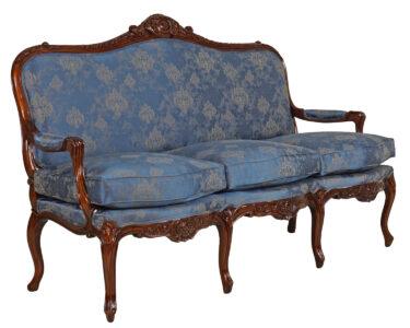 Canape Sofa Sofa Canape Sofa Louis Xv Canapes With Cushion Jansen Furniture Weiches 3 Teilig L Mit Schlaffunktion Abnehmbaren Bezug Xxl U Form Kinderzimmer Lounge Garten 2