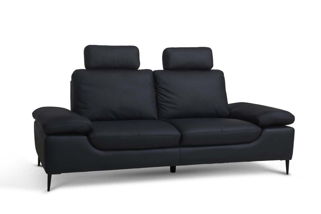 Large Size of Echtleder Sofa Vita 3 Sitzer Couch Ledersofa Loungesofa Wohnzimmer 3er Günstige Schlafsofa Liegefläche 180x200 Dauerschläfer Rolf Benz 2 Mit Schlaffunktion Sofa Echtleder Sofa