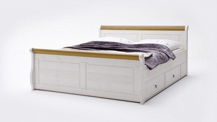 Medium Size of Bett Antik Komfortbett Oslo Aus Kiefer Massiv Wei 180x200cm Barock 140x200 Ohne Kopfteil Poco Betten Bambus Eiche Sonoma Breite Japanisches Ruf Mit Ausziehbett Bett Bett Antik