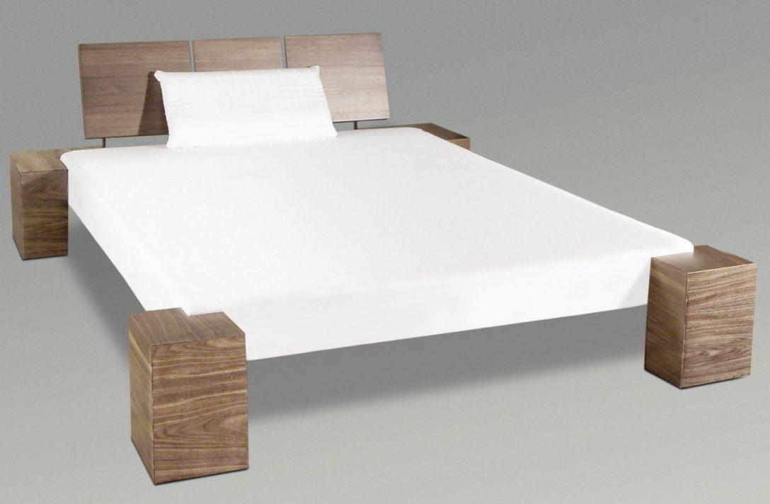 Large Size of Stabiles Bett Pure Art319 Nussbaum Sehr Und Modernes Doppelbett Mit Kaufen Günstig Such Frau Fürs Luxus überlänge Schreibtisch Lattenrost 90x200 Weiß Bett Stabiles Bett