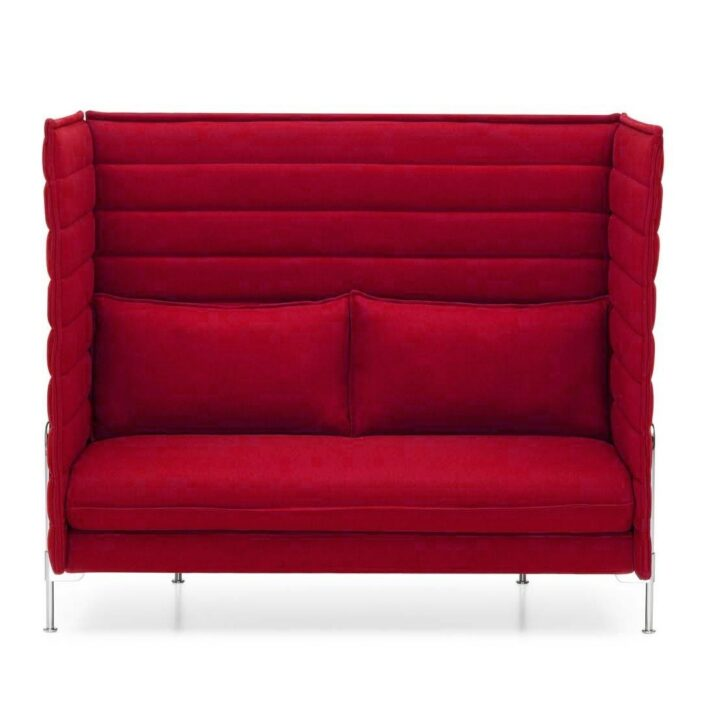 Medium Size of Vitra Polder Sofa Suita 3 Seater Marshmallow Dimensions Cover Sofas Uk Dwg Alcove Highback 2 Sitzer Ambientedirect Sofort Lieferbar Mit Relaxfunktion Machalke Sofa Vitra Sofa