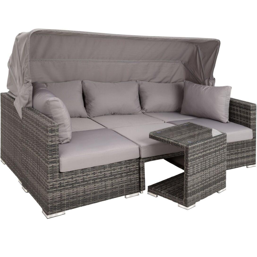 Large Size of Polyrattan Sofa Lounge Outdoor 2 Sitzer Balkon Grau Set Garden Rattan Ausziehbar Couch Tchibo 2 Sitzer Gartensofa Mit Aluminiumgestell San Marino Gnstig Online Sofa Polyrattan Sofa