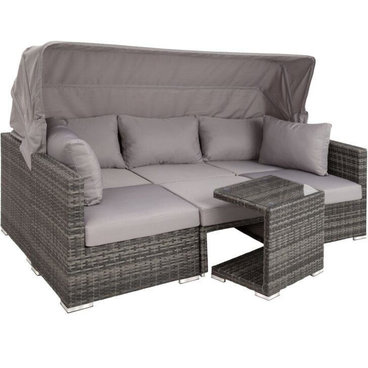 Medium Size of Polyrattan Sofa Lounge Outdoor 2 Sitzer Balkon Grau Set Garden Rattan Ausziehbar Couch Tchibo 2 Sitzer Gartensofa Mit Aluminiumgestell San Marino Gnstig Online Sofa Polyrattan Sofa