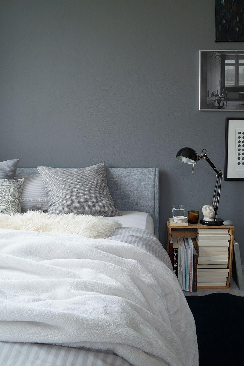 Full Size of Graues Bett Ikea Bettlaken Waschen Dunkel Samtsofa Passende Wandfarbe 180x200 120x200 140x200 160x200 Welche Kombinieren Herbstschlafzimmer In Grautnen Graue Bett Graues Bett