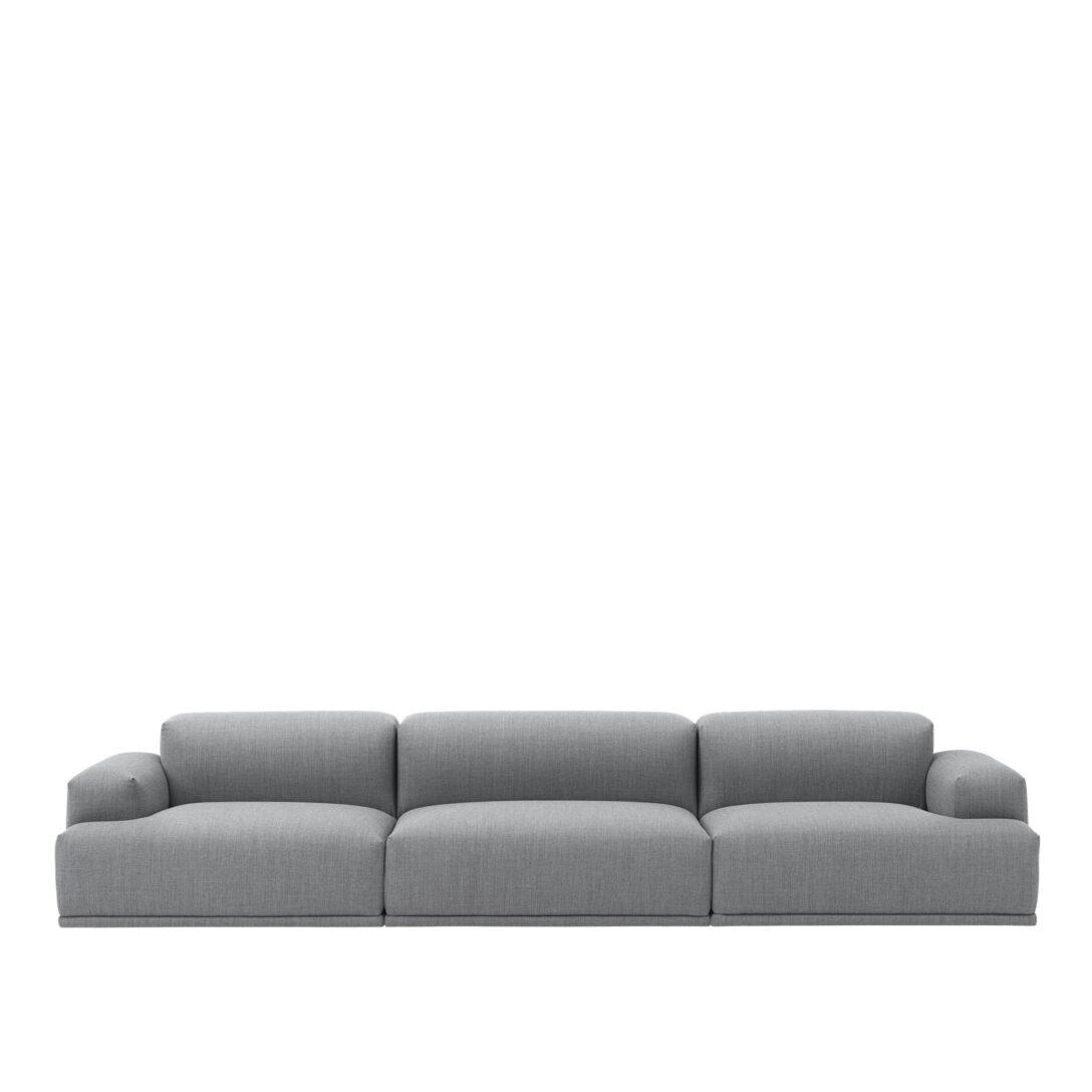 Large Size of Langes Sofa Muuto Connect System Mega Big Mit Schlaffunktion Garnitur 2 Teilig Höffner Stressless Riess Ambiente Xxl Günstig Sitzer Relaxfunktion Ektorp Sofa Langes Sofa