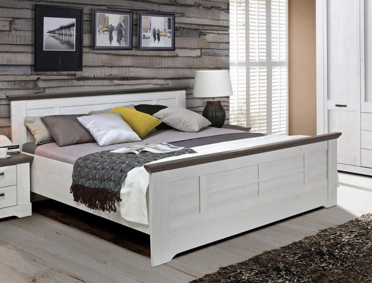 Medium Size of Bett Landhaus 180x200 Cm Wei Grau Schneeeiche Doppelbett Komfortbett Betten Landhausstil Hasena Kleinkind Luxus 200x220 Schlafzimmer Hohes Paradies Küche Bett Bett Landhaus