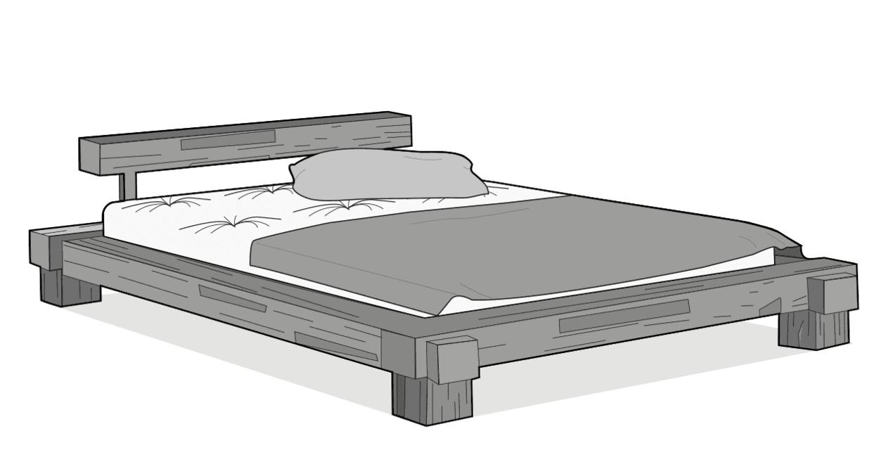 Full Size of Tatami Bett Futonmatratze Extra Fester Liegekomfort Aus Japan Bett1de 100x200 Ausklappbares Günstig Betten Mit Aufbewahrung Rauch 180x200 Schrank Weiß 90x200 Bett Tatami Bett
