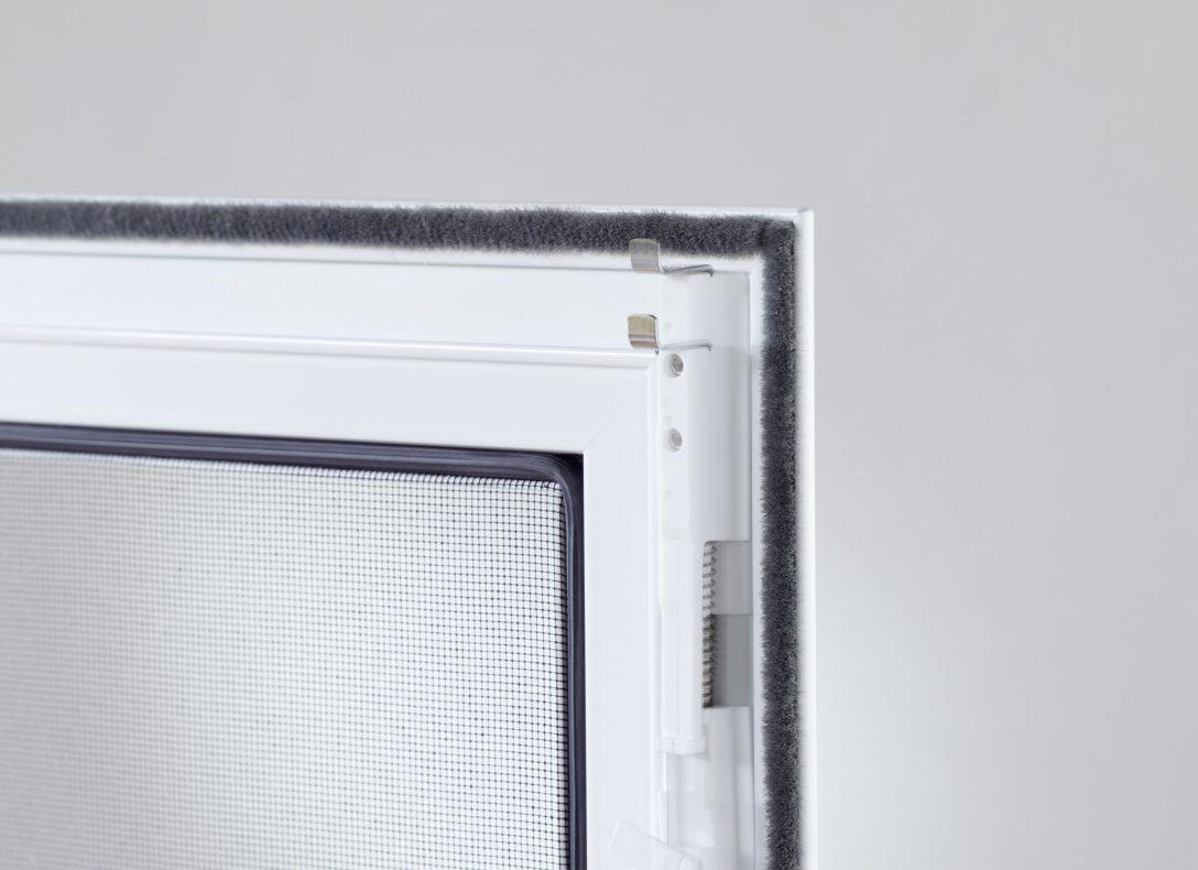 Large Size of Insektenschutz Fenster Ohne Bohren Fliegengitter Mit Rahmen Und Transpatec Gewebe Bestellen Sprossen Sichtschutzfolie Pvc Austauschen Kosten Rahmenlose Fenster Insektenschutz Fenster Ohne Bohren