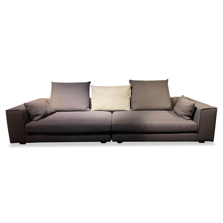 Full Size of Sofa Grau Stoff Meliert Big Ikea Chesterfield 3er Kaufen Gebraucht Grober Reinigen Couch Schlafsofa Liegefläche 160x200 Garnitur 3 Teilig Günstige Vitra Sofa Sofa Grau Stoff