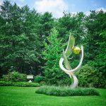 Gartenskulptur Edelstahl Stein Gartenskulpturen Stein Kaufen Modern Skulpturen Garten Aus Edelstahl Italien Steinguss Selber Machen Antik Buddha Garten Skulpturen Garten