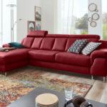 Rotes Sofa Sofa Interliving Sofa Serie 4050 Eckkombination Marken Big Günstig Abnehmbarer Bezug U Form Wohnlandschaft Stilecht Rattan Leinen Große Kissen Stoff Graues Mit