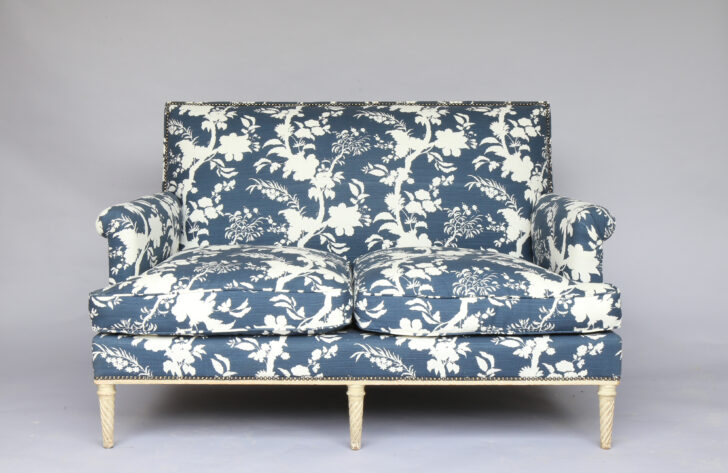 Medium Size of Maison Jansen Two Seater Canap Sofa Circa 1940 Nicholas Haslam Polsterreiniger Big Kaufen 3 Teilig Mit Schlaffunktion Muuto L Form Chesterfield Mega Garnitur 2 Sofa Canape Sofa