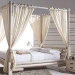 Himmel Bett Premium Himmelbett Aus Bambus Wei Hier Bestellen 120x190 Barock Schwebendes 180x200 Weiß Amazon Betten Zum Ausziehen Mit Stauraum Schwarz Bett Himmel Bett