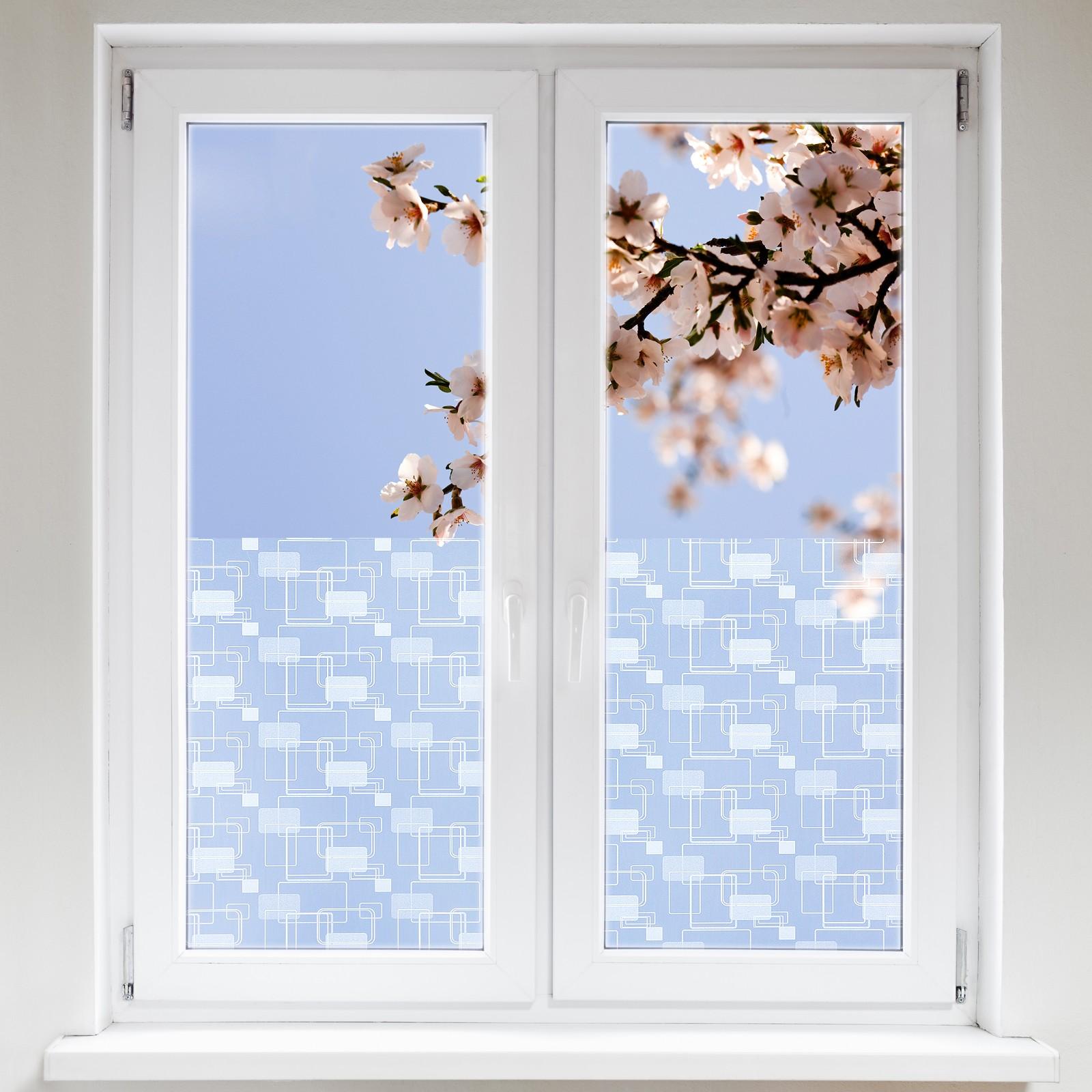 Full Size of Fenster Folie Retro Wei Daytonde Wärmeschutzfolie Sichtschutzfolie Einseitig Durchsichtig Aron Kbe Abdichten Sichern Gegen Einbruch Folien Für Weru Preise Fenster Fenster Folie
