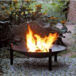 Feuerschale Garten Garten Feuerschale Garten Wie Ein Lagerfeuer Horta Jardim Sitzbank Eckbank Tisch Lounge Möbel Feuerstelle Im Klettergerüst Klapptisch Pavillion Spielgeräte