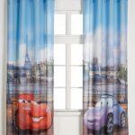 Gardine Kinderzimmer Autozimmer Disney Cars Vorhnge Fr Das Regale Fenster Gardinen Für Küche Schlafzimmer Sofa Regal Wohnzimmer Die Scheibengardinen Weiß Kinderzimmer Gardine Kinderzimmer