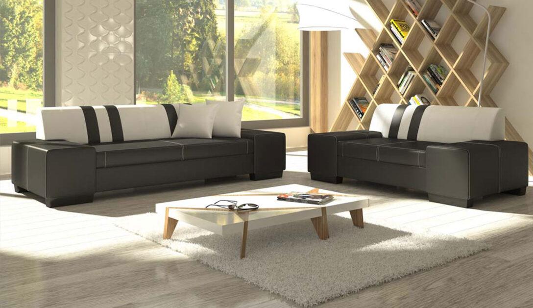 Large Size of Sofa Kunstleder Sofagarnitur 3 Sitzer 2 Couch Porto Ikea Mit Schlaffunktion Teilig Big Wk Stoff Xxl Grau 3er Husse Landhaus Kaufen Chesterfield Günstig Sofa Sofa Kunstleder