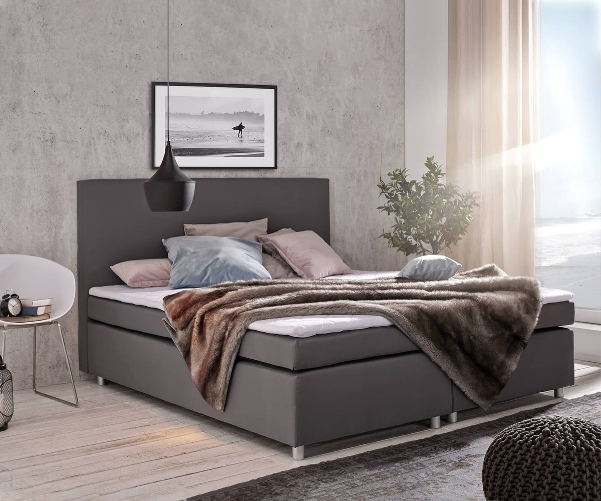 Full Size of Ikea Graues Bettlaken Bett Wandfarbe 120x200 Samtsofa 140x200 Waschen Dunkel Kombinieren Welche 180x200 160x200 Passende Boxspringbett Paradizo Cm Grau Topper Bett Graues Bett