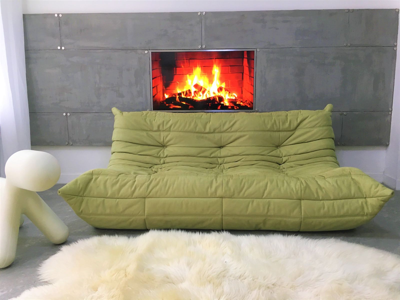 Full Size of Ligne Roset Sofa Togo Ebay For Sale Pumpkin Uk Second Hand Bed Review Cleaning Used Furniture Ireland Exclusif Multy Gebraucht Prado Green Three Seater Michel Sofa Ligne Roset Sofa