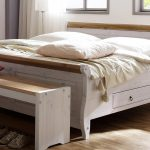 Bett Oslo Einzelbett Aus Kiefer Massiv Wei Antik 140x200 Cm Ohne Füße Betten 100x200 Vintage Sofa Mit Bettfunktion Aufbewahrung Matratze Ebay Paletten Kaufen Bett Bett Einzelbett