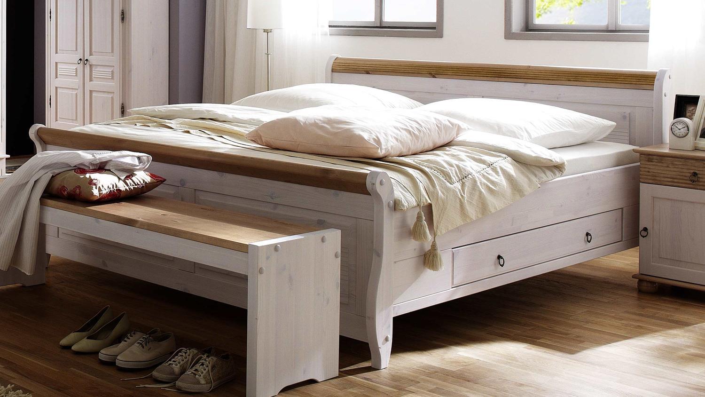 Full Size of Bett Oslo Einzelbett Aus Kiefer Massiv Wei Antik 140x200 Cm Ohne Füße Betten 100x200 Vintage Sofa Mit Bettfunktion Aufbewahrung Matratze Ebay Paletten Kaufen Bett Bett Einzelbett