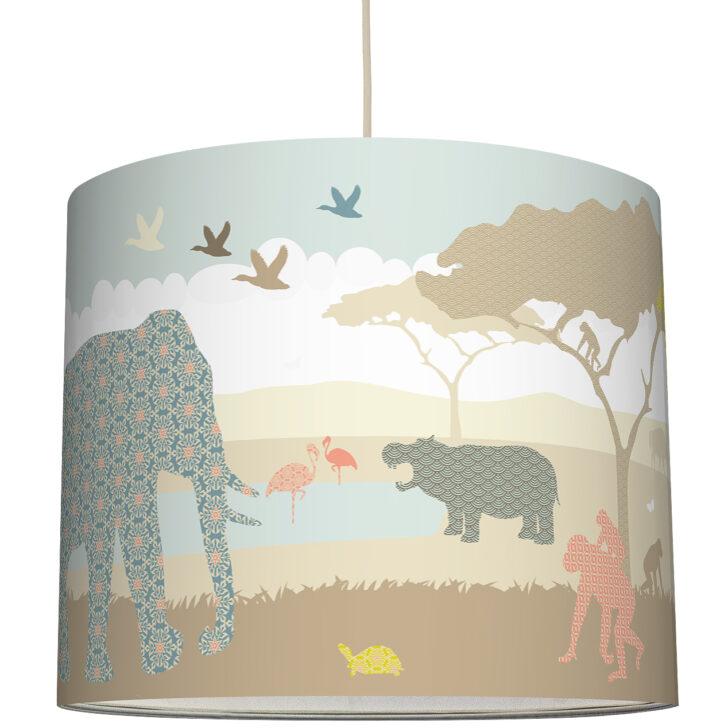 Deckenlampe Kinderzimmer Lampenschirm Hello Afrika Naturfarben Hngelampen Fr Schlafzimmer Küche Sofa Wohnzimmer Deckenlampen Für Regal Bad Regale Weiß Kinderzimmer Deckenlampe Kinderzimmer