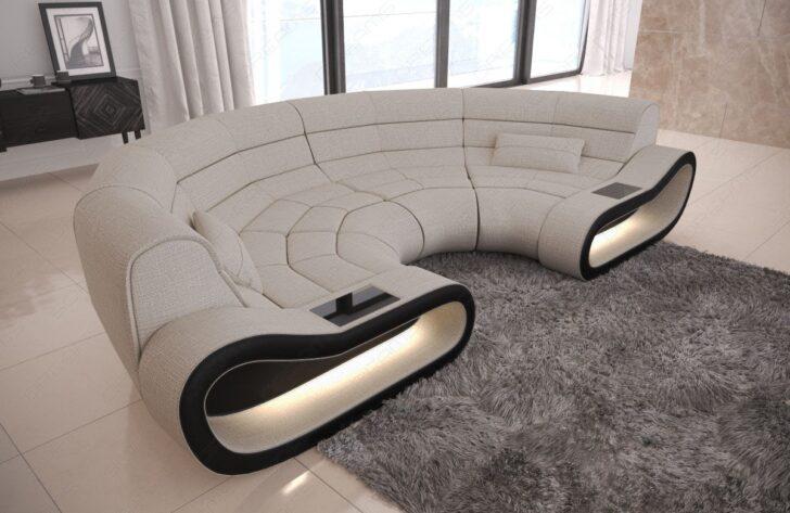 Medium Size of Rundes Sofa Bigsofa Concept Mit Stoffbezug Ihrer Wahl Zweisitzer Riess Ambiente Wildleder Langes Ektorp Schlaffunktion Federkern Dauerschläfer Xxl U Form Sofa Rundes Sofa