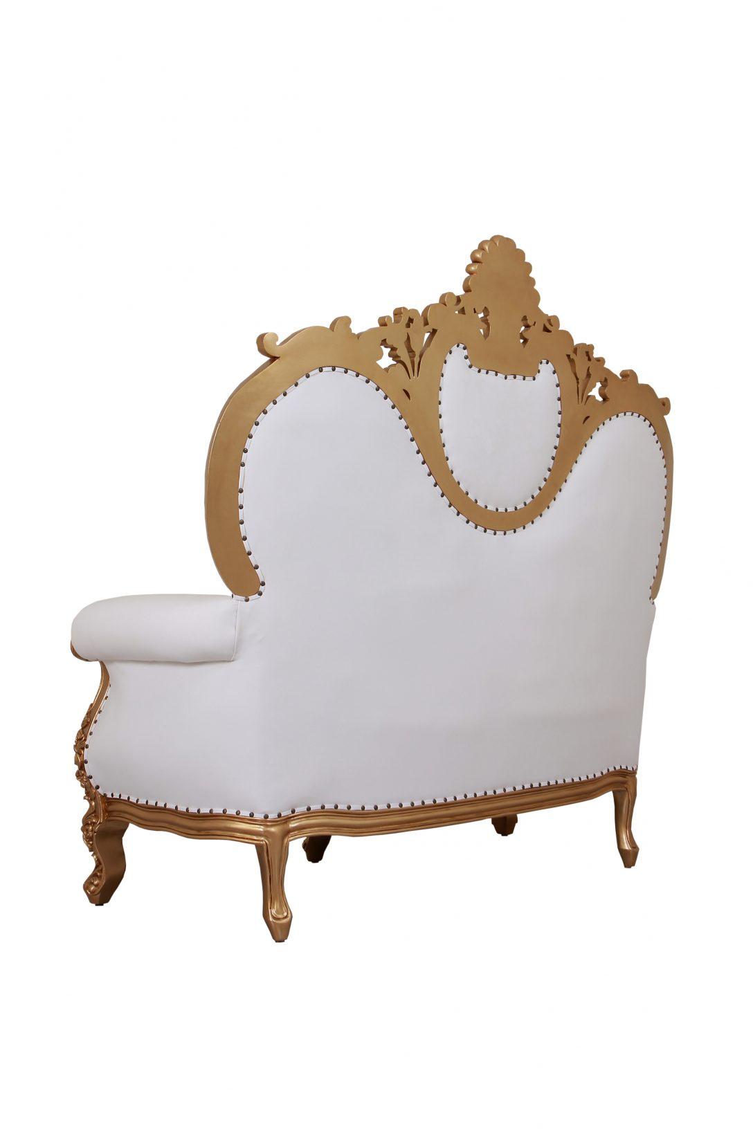 Large Size of Barock Sofa King Chair Luxus Mit Strasssteinen Jb Lashes Wildleder Garnitur Rotes Franz Fertig 3 Teilig Rattan Garten Led L Form Federkern Konfigurator Sofa Barock Sofa
