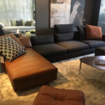 Minotti Sofa Alexander Dimensions Lawrence Outlet Range List India Uk Cad Block Cost Mit Relaxfunktion Elektrisch L Schlaffunktion Freistil München Led Sofa Minotti Sofa