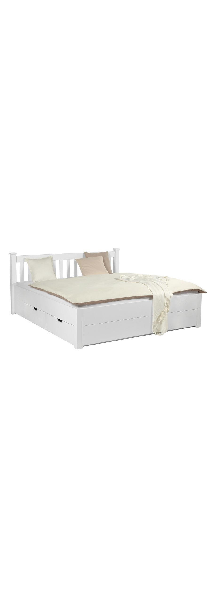 Full Size of Landhaus Bett In Wei Ca 140x200cm Online Kaufen Mmax Betten überlänge Metall Selber Bauen 180x200 Mit Schubladen Weiß 120x200 Regal Japanische Bett Landhaus Bett
