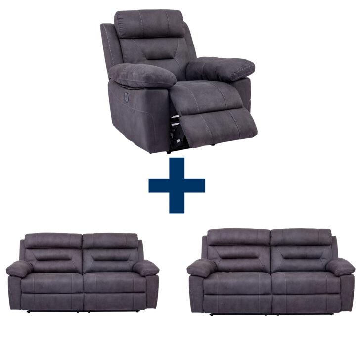 Medium Size of Sofa Garnitur 2 Teilig Set Sofas Mit Sessel Relaxfunktion Online Bei Roller Bett 120x200 Weiß 140x200 Günstige Betten Hussen Für 200x200 Bettkasten Günstig Sofa Sofa Garnitur 2 Teilig
