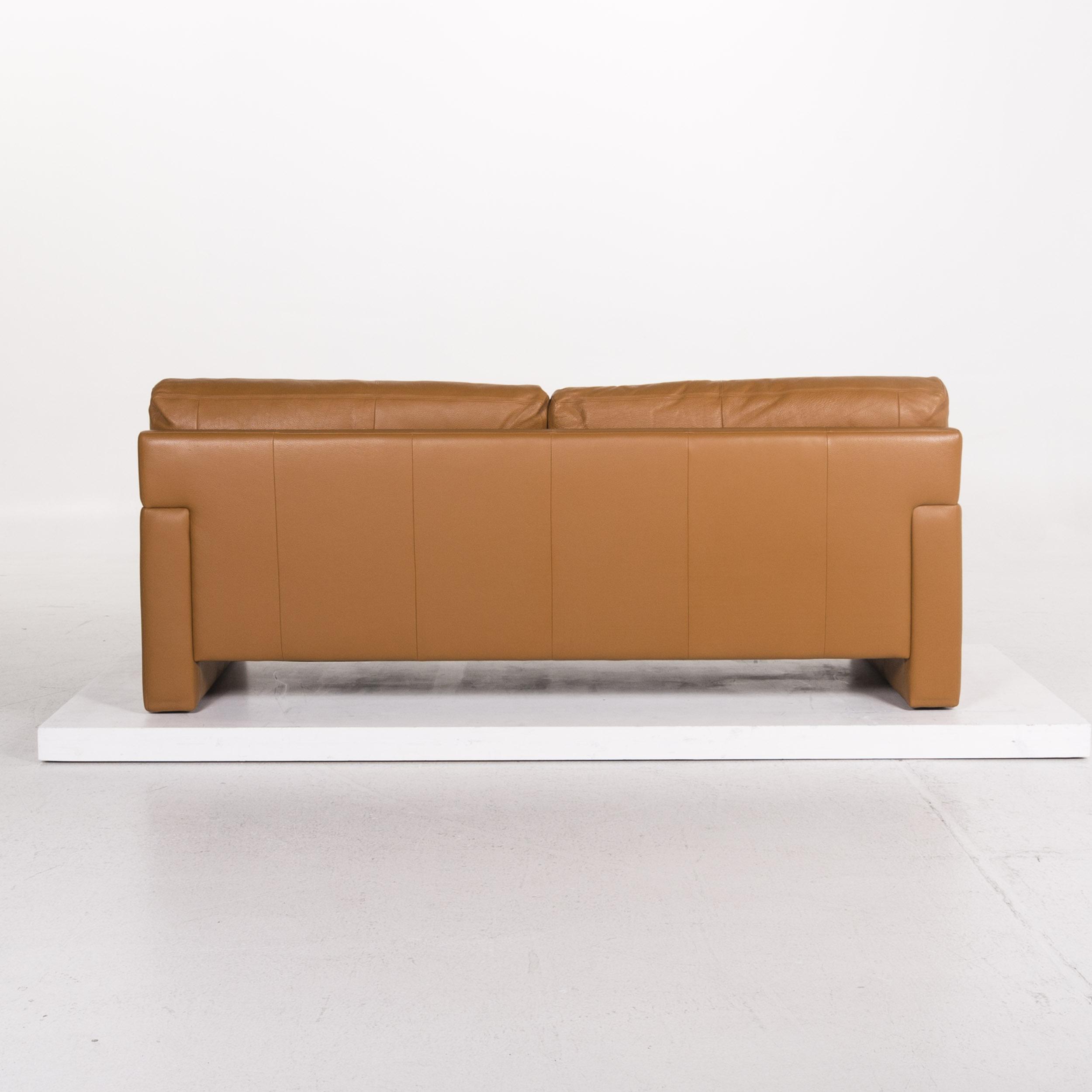 Full Size of Erpo Sofa Leder Cognac Braun Zweisitzer Couch 12217 Ebay Rattan Garten Jugendzimmer Led 2 Sitzer Barock Mit Relaxfunktion 3 Breit Rundes Landhausstil Sofa Erpo Sofa
