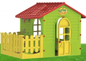 Spielhäuser Garten