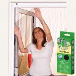 Easy Life Fliegengitter Fr Fenster Basic 150 180 C Real Rollo Jalousien Sichtschutzfolie Einseitig Durchsichtig Sonnenschutz Fototapete Innen Velux Klebefolie Fenster Fliegennetz Fenster