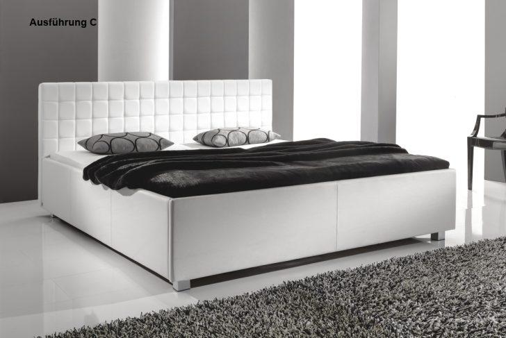 Medium Size of Bett Schwarz Weiß Designer Lederbett Polsterbett Weiss 3 Verschiedene Kopfteile 140x200 Mit Gepolstertem Kopfteil Weißes 90x200 Betten Für übergewichtige Bett Bett Schwarz Weiß