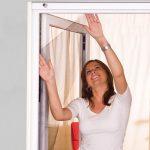Fliegennetz Fenster Rollo Tesa Anbringen Dm Bauhaus Obi Kaufen Fliegengitter Befestigen Easy Life Insektenschutzgitter 130 150 Cm Sicherheitsfolie Rundes Velux Fenster Fliegennetz Fenster