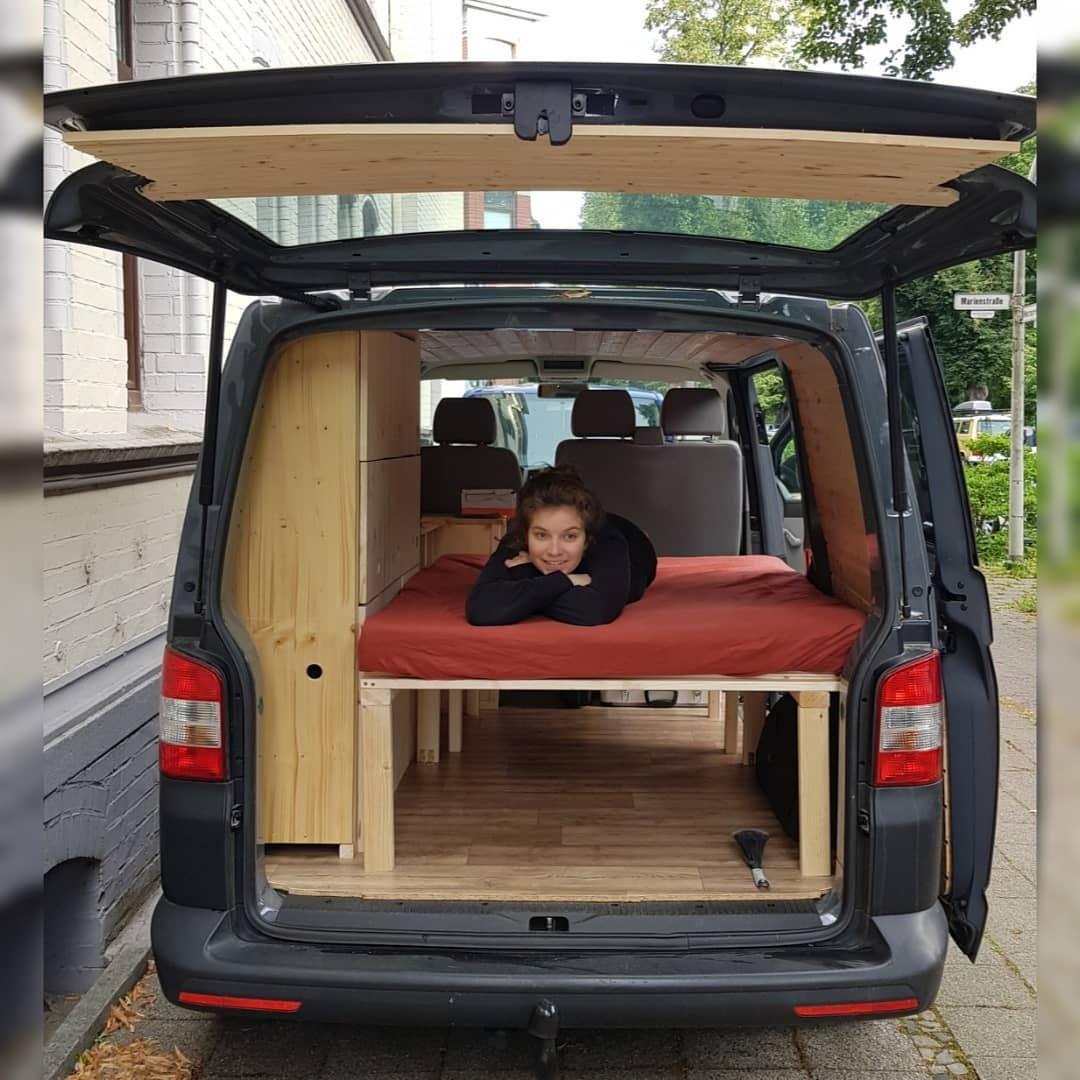 Full Size of Ausklappbares Bett Van Camping Camperausbau T5camper Vintage Betten 160x200 Mit Rutsche Weißes 120 X 200 Massiv 180x200 Kolonialstil Wasser Modern Design Bett Ausklappbares Bett