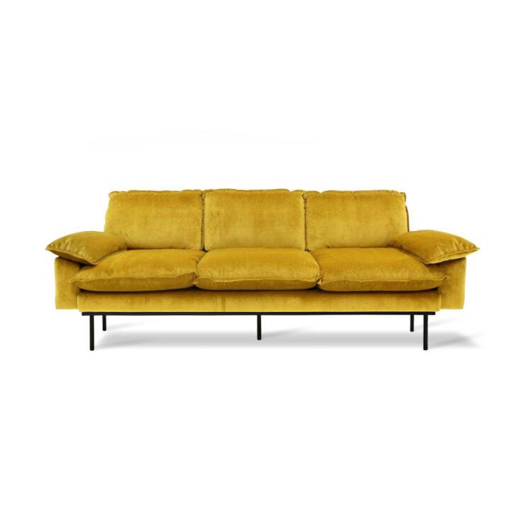 Medium Size of Günstige Sofa Hk Living Retro 3 Sitzer Gnstig Kaufen Bueradode Mit Abnehmbaren Bezug Megapol Ewald Schillig Leinen Stoff Blaues Günstiges Muuto Garnitur Sofa Günstige Sofa