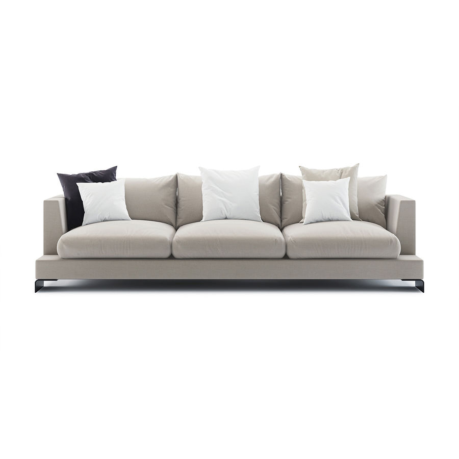 Full Size of Langes Sofa Lange Production Sofabord Kussens Lounge Sofakissen Lang Gerd Sofaborde Leder Insel 3d Modell 19 Unknown Maobj Kissen L Form Schlaf Hay Mags Stoff Sofa Langes Sofa