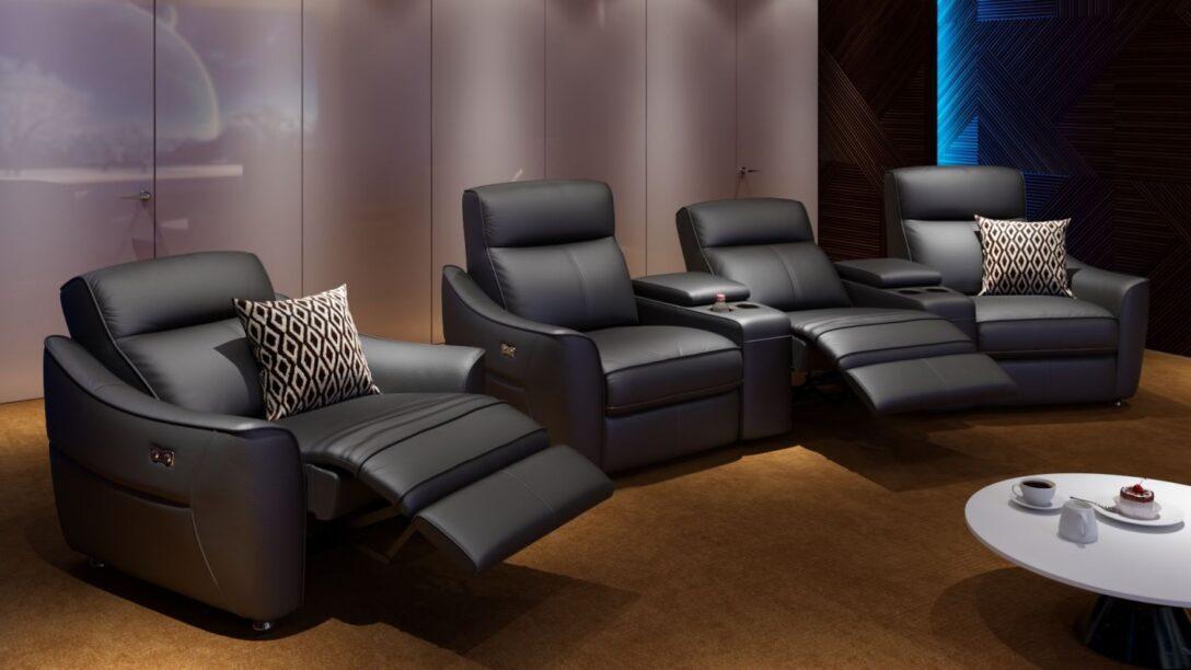 Large Size of Heimkino Sofa Elektrisch 3 Sitzer Elektrischer Relaxfunktion Musterring Couch Himolla Leder Von Sofanella Mit Relaund Usb Aufladefunktion Chesterfield Günstig Sofa Heimkino Sofa