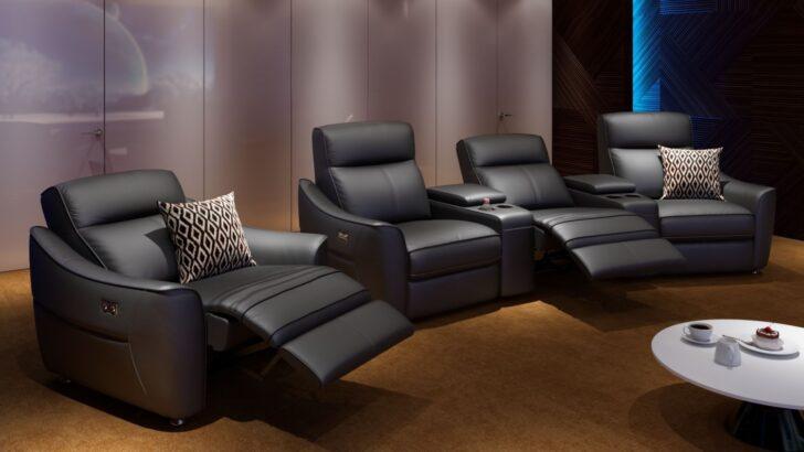Medium Size of Heimkino Sofa Elektrisch 3 Sitzer Elektrischer Relaxfunktion Musterring Couch Himolla Leder Von Sofanella Mit Relaund Usb Aufladefunktion Chesterfield Günstig Sofa Heimkino Sofa