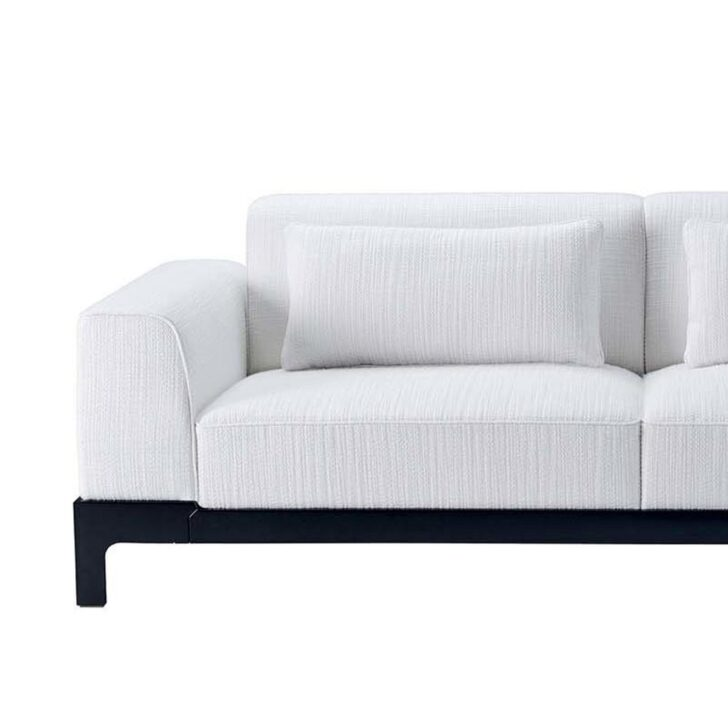 Medium Size of Langes Sofa Pullman By Promemoria Im Angebot Bei 1stdibs Reinigen Stoff Relaxfunktion Leinen überwurf Englisch Microfaser Leder Breit Schlafsofa Liegefläche Sofa Langes Sofa