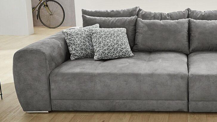 Medium Size of Xxl Sofa Grau Big Moldau Couch In Microfaser Mit Kissen Togo Hussen 3 2 1 Sitzer 3er Relaxfunktion U Form Chesterfield Günstig Wildleder L Schlaffunktion Sofa Xxl Sofa Grau