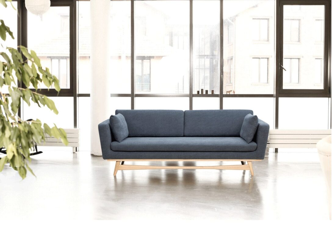 Large Size of Scandinavian Design Sofa Solid Wood Fabric 3 Seater Canape Ligne Roset Dreisitzer Brühl Home Affair Rotes Microfaser Modernes überzug Big Kolonialstil Grau Sofa Canape Sofa