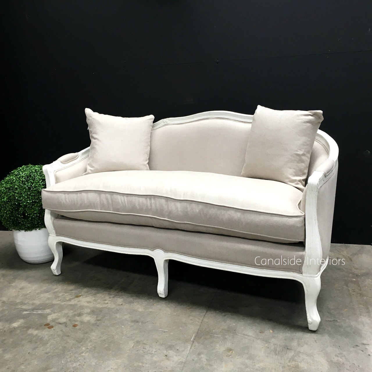 Full Size of Arya 25 Seater Canape Sofa Distressed White With Cream Baxter Mit Boxen Polster Reinigen Zweisitzer Landhaus Modernes Garnitur 2 Teilig Schilling Togo Grau Sofa Canape Sofa
