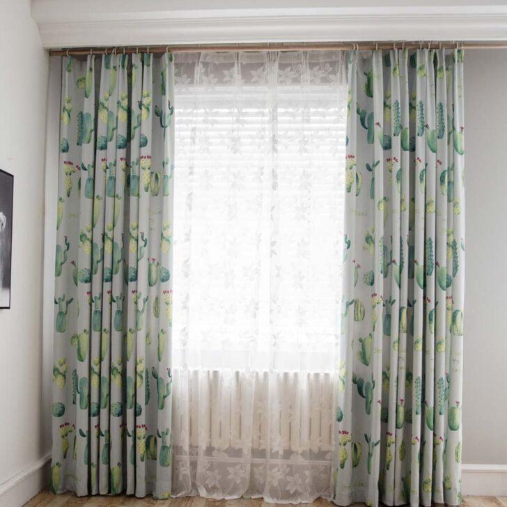 Medium Size of Vorhang Kaktus Aus Polyesterfaser Fr Vorhänge Regal Sofa Regale Weiß Küche Kinderzimmer Kinderzimmer Vorhänge