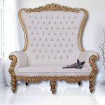 Barock Sofa Sofa Barock Sofa King Chair Luxus Mit Strasssteinen Jb Lashes Home Affair Ektorp Liege Halbrundes Terassen Big Grau Boxspring Kolonialstil Zweisitzer Eck 3 Sitzer