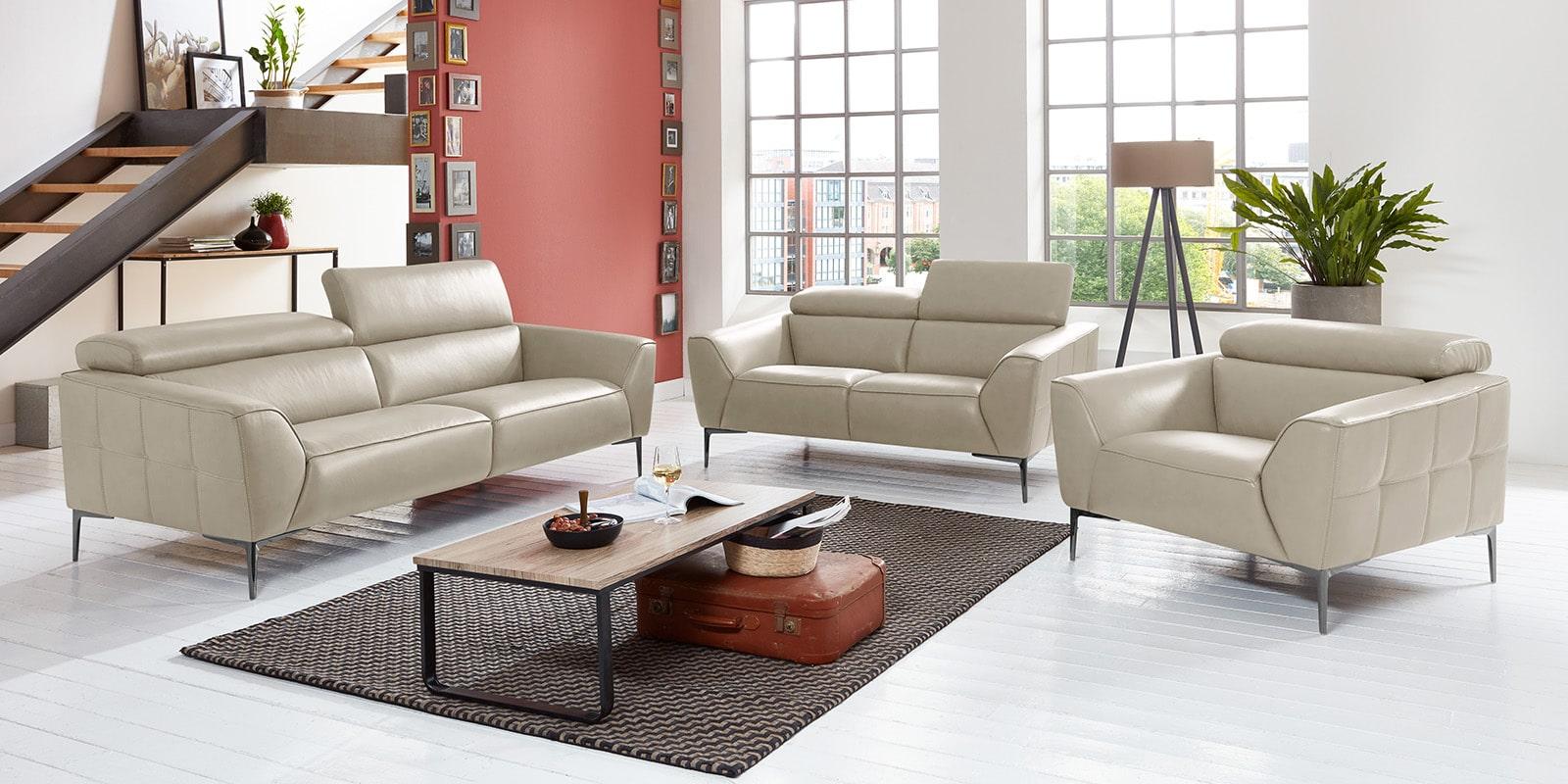 Full Size of Designer Sofa 3 2 1 Sitzer Couch Ledersofa Chromfuesse Lazio Beige Kare Wk Schillig Bett 140x200 Mit Bettkasten Weißes 160x200 Boxen 180x200 Modernes 180x220 Sofa Sofa 3 2 1 Sitzer